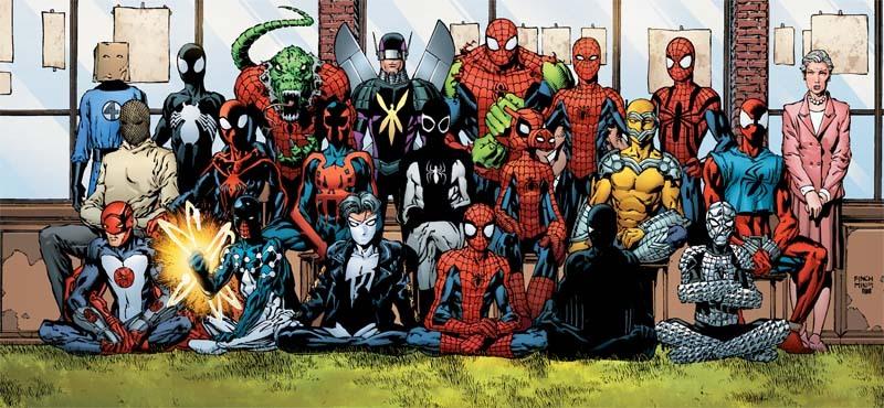 Toate costumele și versiunile Omului Păianjen