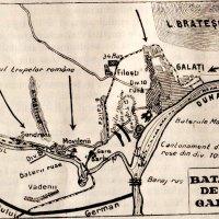 8 ianuarie, Istoria uitată a României: Bătălia pentru Galați, împotriva bolșevicilor!
