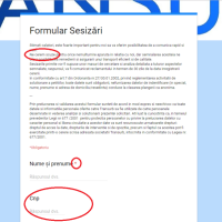 Transurb cere CNP și adresa exactă în formularele de reclamații, pentru a face o nouă bază de date a ALDE Galați