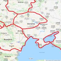 Dezmembrarea Ucrainei, o ocazie prin care România își poate recupera teritoriile luate cu forța de Stalin (1)