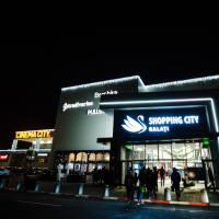 Cum s-ar putea extinde Shopping City Galați? Cu pasarelă sau pasaj